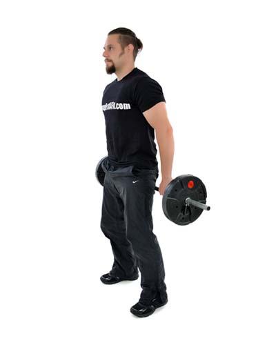Bodybuilding training routines