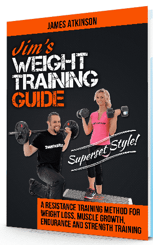 Jim's Weight Training Guide Superset Style!