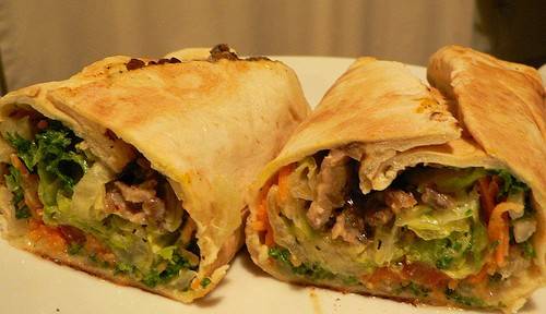 Kebab Recipe: Healthy Vegetarian Meal