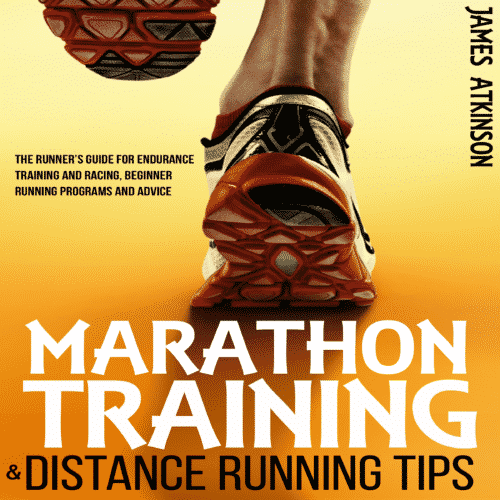 Marathon & Half Marathon Training For Beginners Audio book.